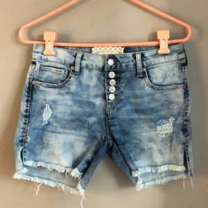 Denim Shorts by Altar'd State